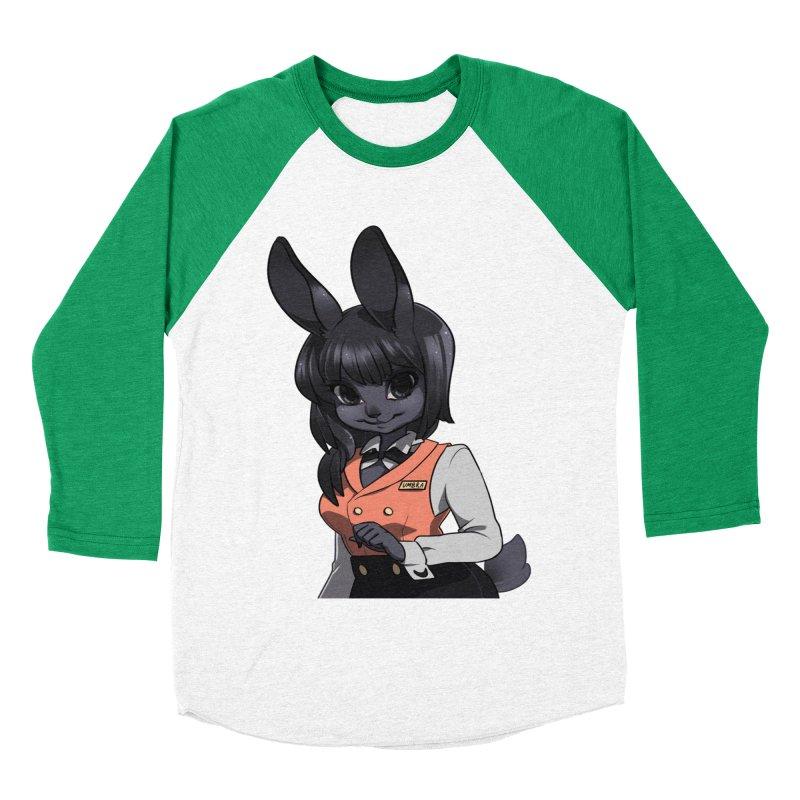 Umbra from S2V2 Men's Baseball Triblend Longsleeve T-Shirt by The Spiffai Shop