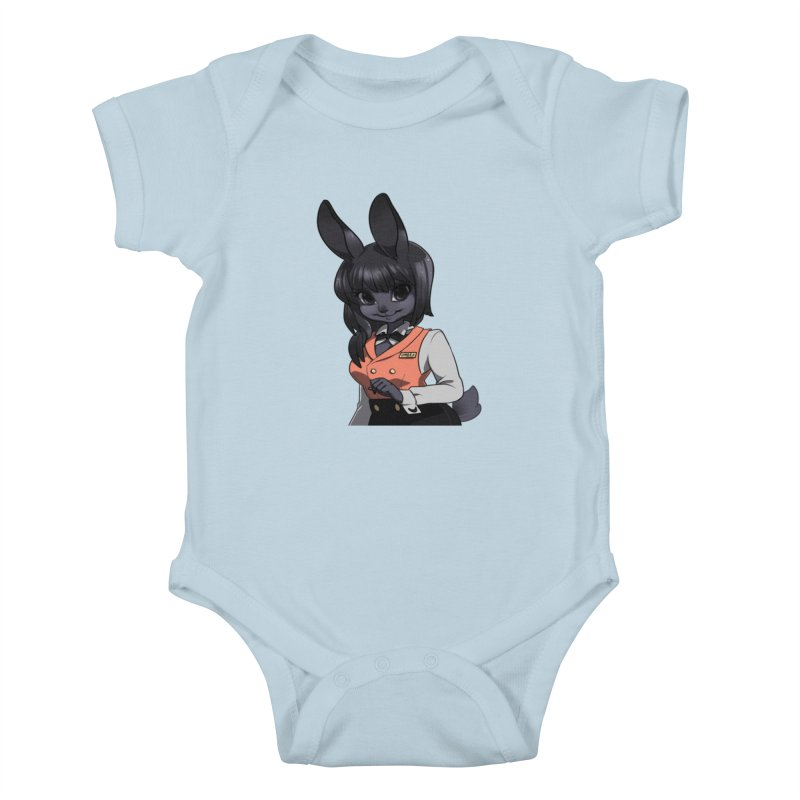 Umbra from S2V2 Kids Baby Bodysuit by The Spiffai Shop