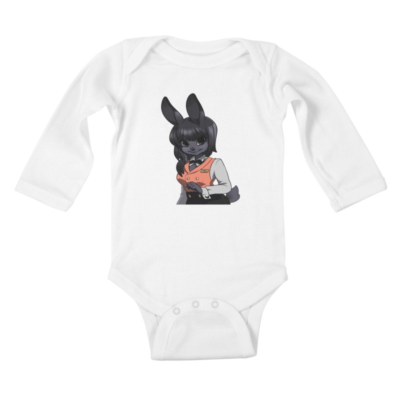 Umbra from S2V2 Kids Baby Longsleeve Bodysuit by The Spiffai Shop