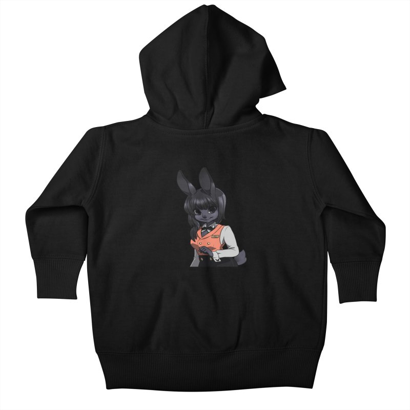 Umbra from S2V2 Kids Baby Zip-Up Hoody by The Spiffai Shop