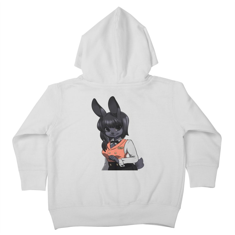 Umbra from S2V2 Kids Toddler Zip-Up Hoody by The Spiffai Shop