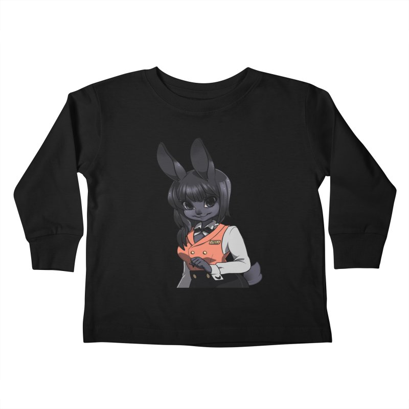 Umbra from S2V2 Kids Toddler Longsleeve T-Shirt by The Spiffai Shop