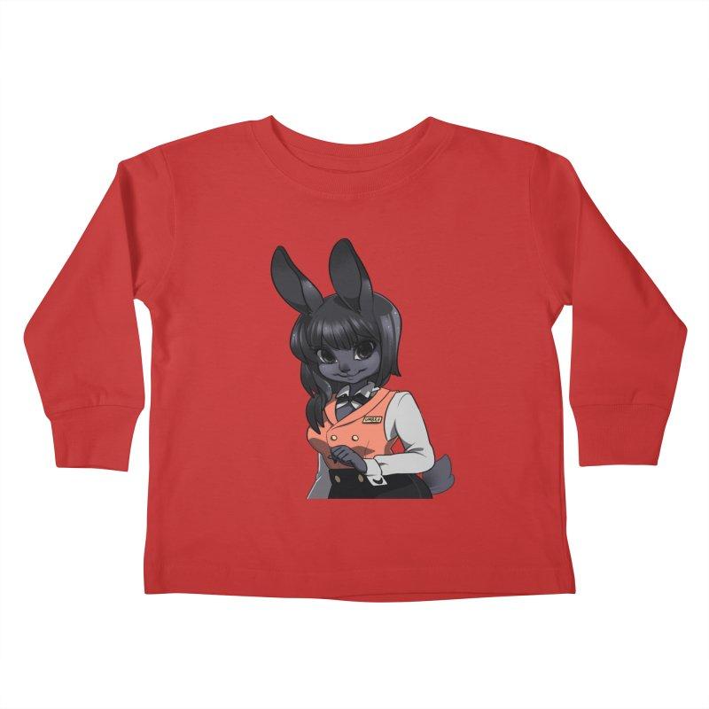 Umbra from S2V2 Kids Toddler Longsleeve T-Shirt by The Spiffai Shop