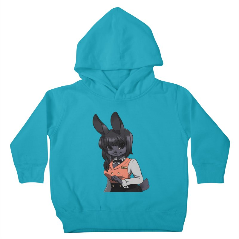 Umbra from S2V2 Kids Toddler Pullover Hoody by The Spiffai Shop