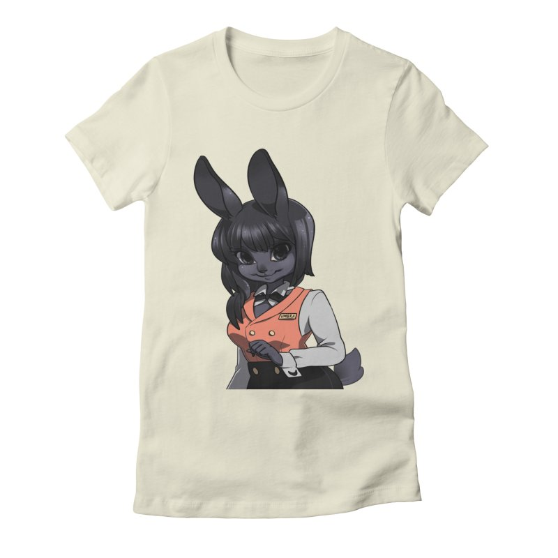Umbra from S2V2 Women's Fitted T-Shirt by The Spiffai Shop