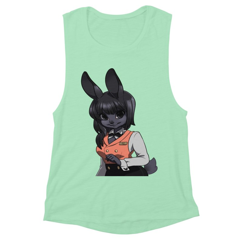 Umbra from S2V2 Women's Muscle Tank by The Spiffai Shop