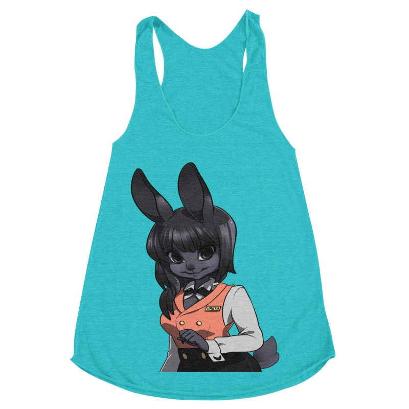 Umbra from S2V2 Women's Racerback Triblend Tank by The Spiffai Shop