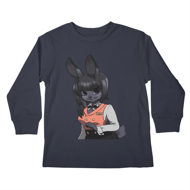Umbra from S2V2 Kids Longsleeve T-Shirt by The Spiffai Shop