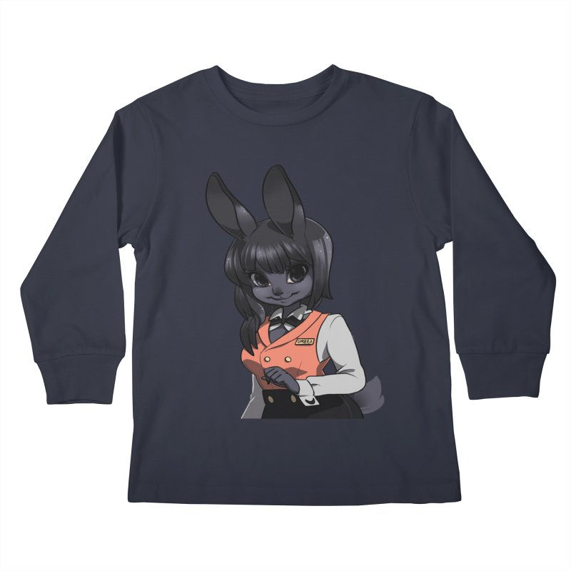 Umbra from S2V2 Kids Longsleeve T-Shirt by The Spiffai Shop