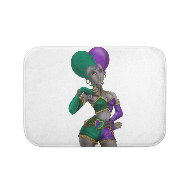 Noditi from S2V2 Home Bath Mat by The Spiffai Shop