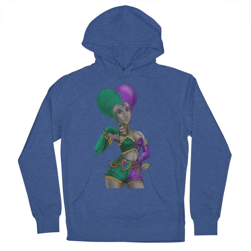 Noditi from S2V2 Women's French Terry Pullover Hoody by The Spiffai Shop