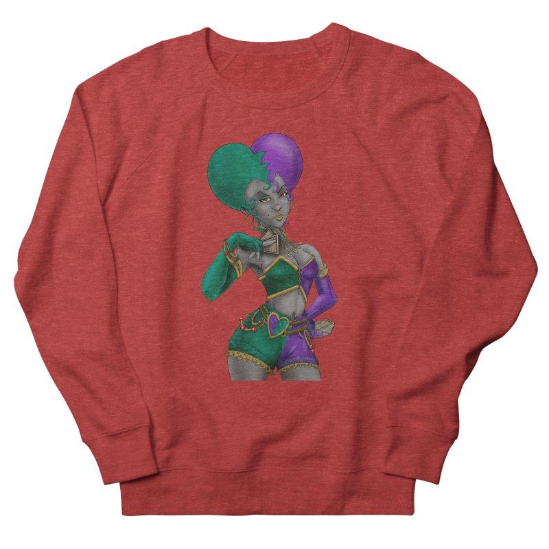 Noditi from S2V2 Women's French Terry Sweatshirt by The Spiffai Shop