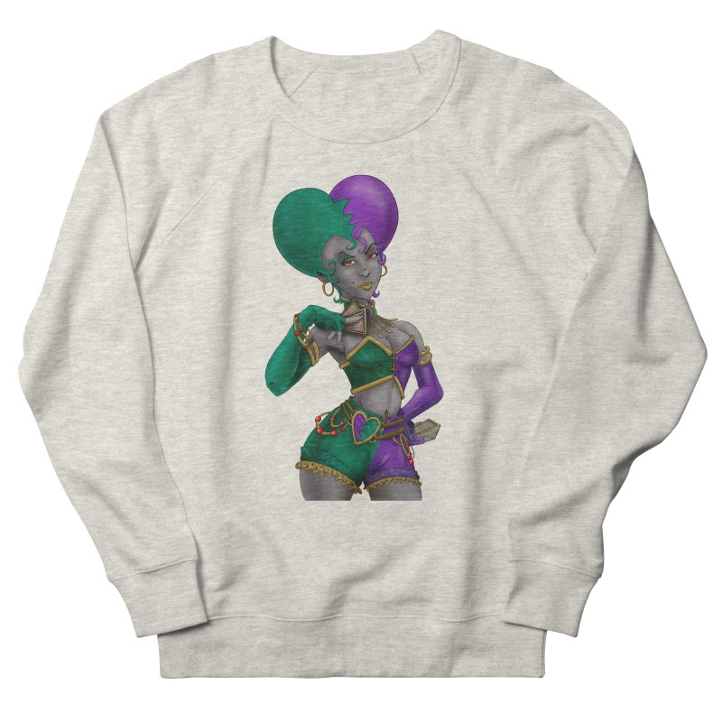 Noditi from S2V2 Women's French Terry Sweatshirt by The Spiffai Shop