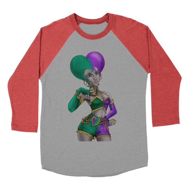 Noditi from S2V2 Women's Baseball Triblend Longsleeve T-Shirt by The Spiffai Shop
