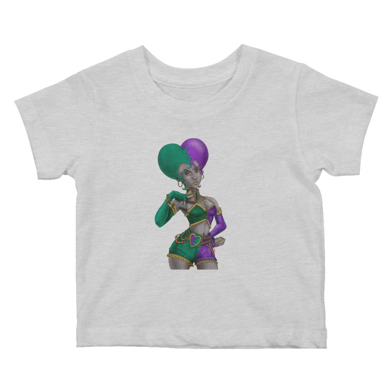 Noditi from S2V2 Kids Baby T-Shirt by The Spiffai Shop