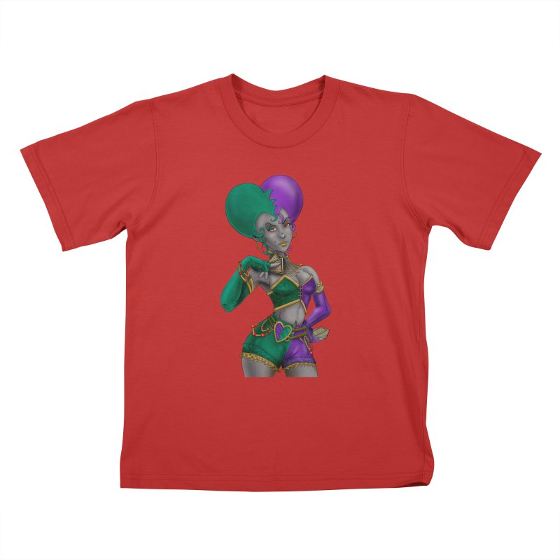 Noditi from S2V2 Kids T-Shirt by The Spiffai Shop