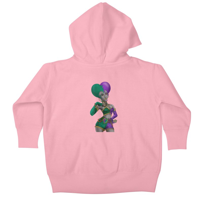 Noditi from S2V2 Kids Baby Zip-Up Hoody by The Spiffai Shop