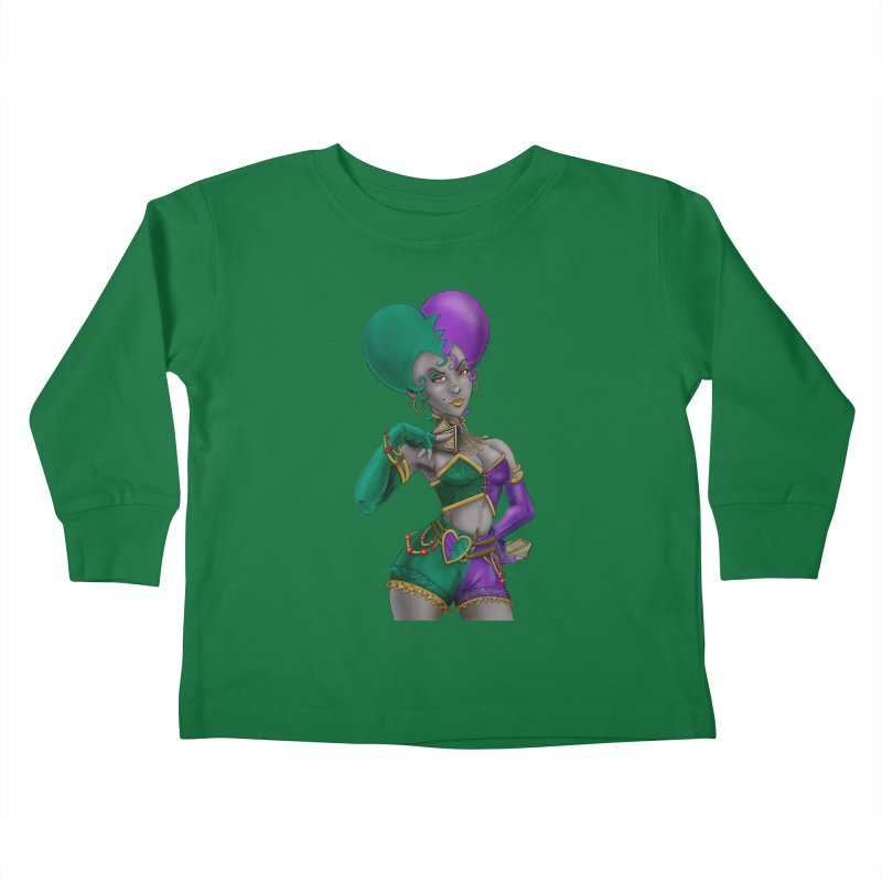 Noditi from S2V2 Kids Toddler Longsleeve T-Shirt by The Spiffai Shop
