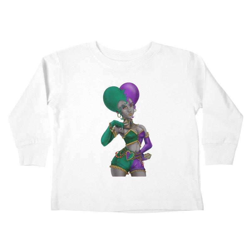 Noditi from S2V2 Kids Toddler Longsleeve T-Shirt by The Spiffai Shop