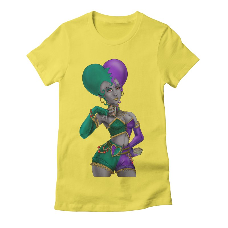 Noditi from S2V2 Women's Fitted T-Shirt by The Spiffai Shop