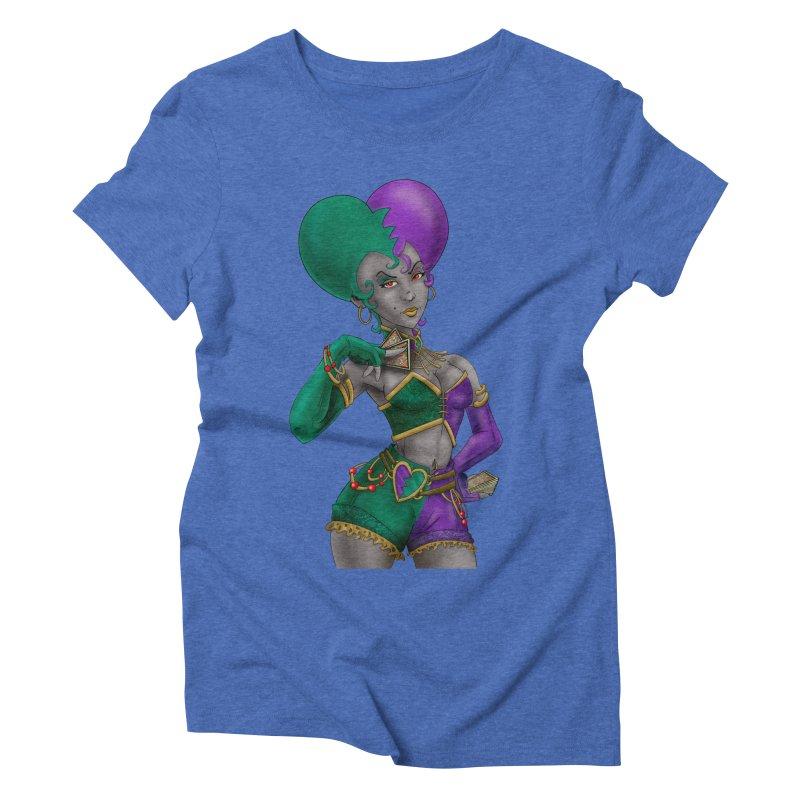 Noditi from S2V2 Women's Triblend T-Shirt by The Spiffai Shop