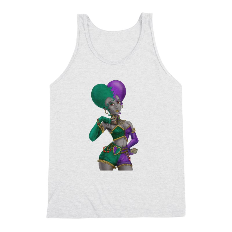 Noditi from S2V2 Men's Triblend Tank by The Spiffai Shop