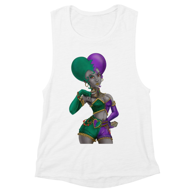 Noditi from S2V2 Women's Muscle Tank by The Spiffai Shop