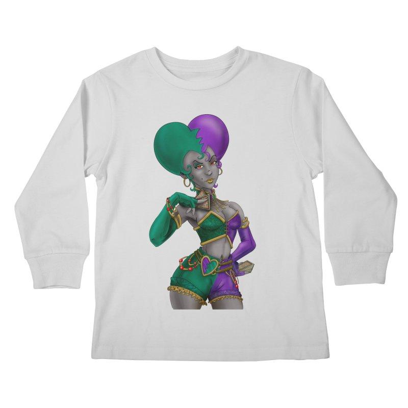 Noditi from S2V2 Kids Longsleeve T-Shirt by The Spiffai Shop
