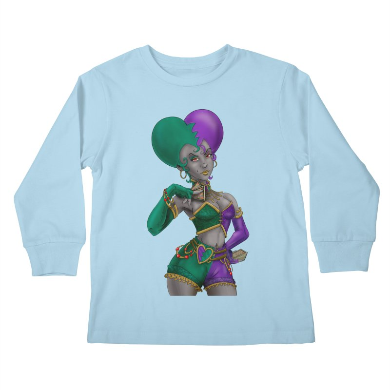 Noditi from S2V2 Kids Longsleeve T-Shirt by The Spiffai Shop