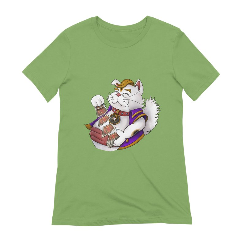 Helio from S2V2 Women's Extra Soft T-Shirt by The Spiffai Shop