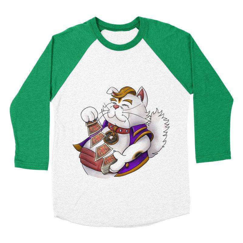 Helio from S2V2 Men's Baseball Triblend Longsleeve T-Shirt by The Spiffai Shop
