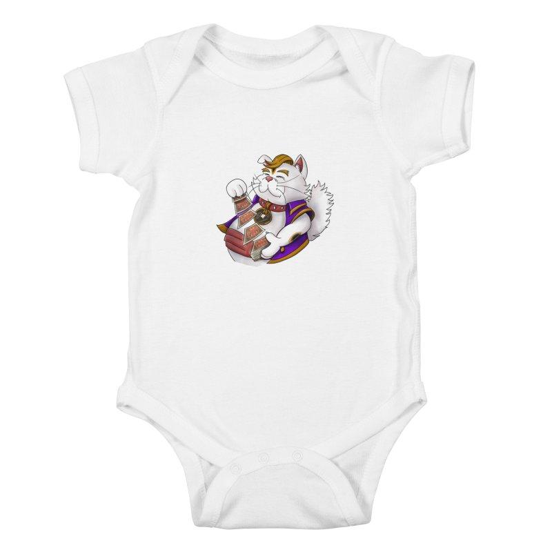 Helio from S2V2 Kids Baby Bodysuit by The Spiffai Shop