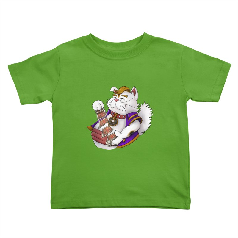 Helio from S2V2 Kids Toddler T-Shirt by The Spiffai Shop