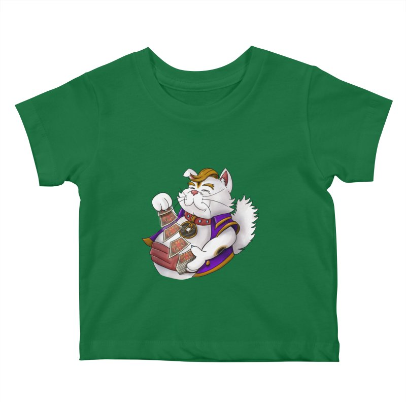 Helio from S2V2 Kids Baby T-Shirt by The Spiffai Shop