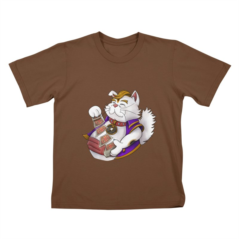Helio from S2V2 Kids T-Shirt by The Spiffai Shop