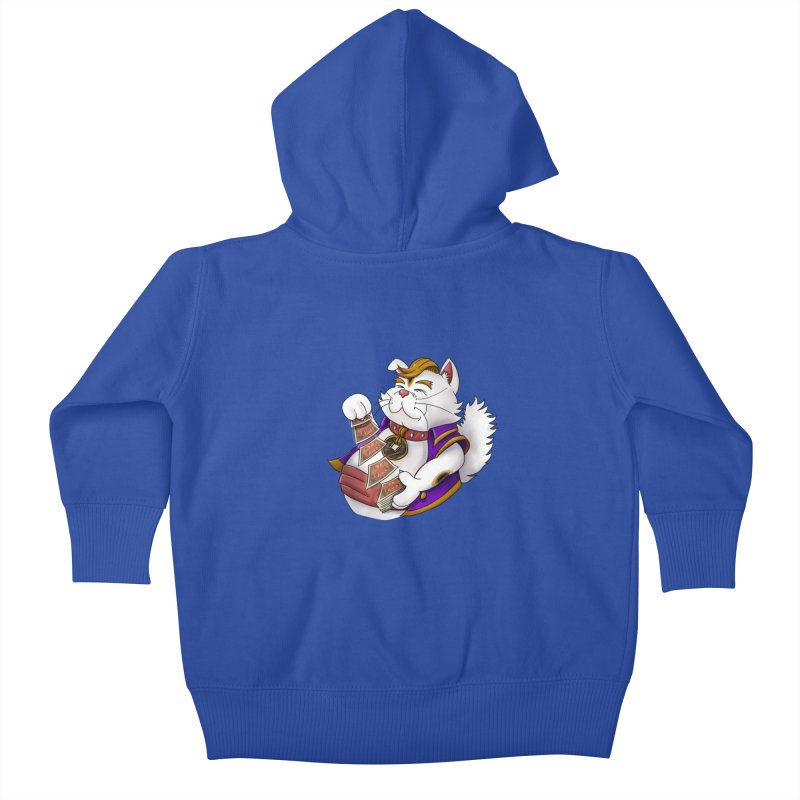 Helio from S2V2 Kids Baby Zip-Up Hoody by The Spiffai Shop