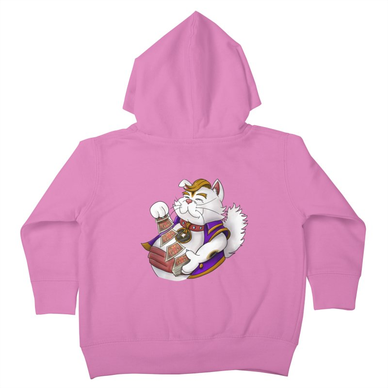 Helio from S2V2 Kids Toddler Zip-Up Hoody by The Spiffai Shop