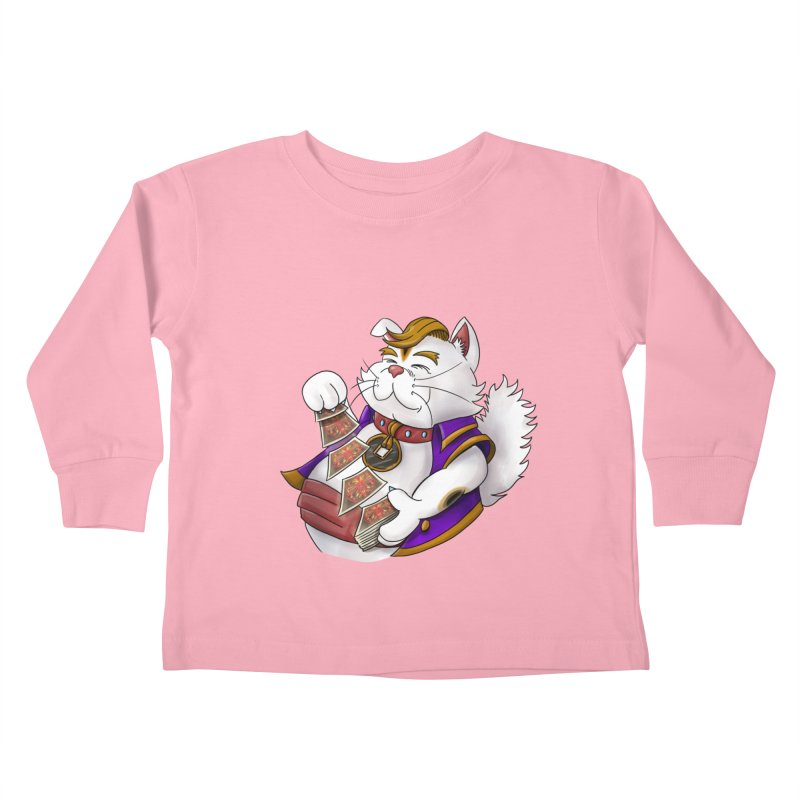 Helio from S2V2 Kids Toddler Longsleeve T-Shirt by The Spiffai Shop