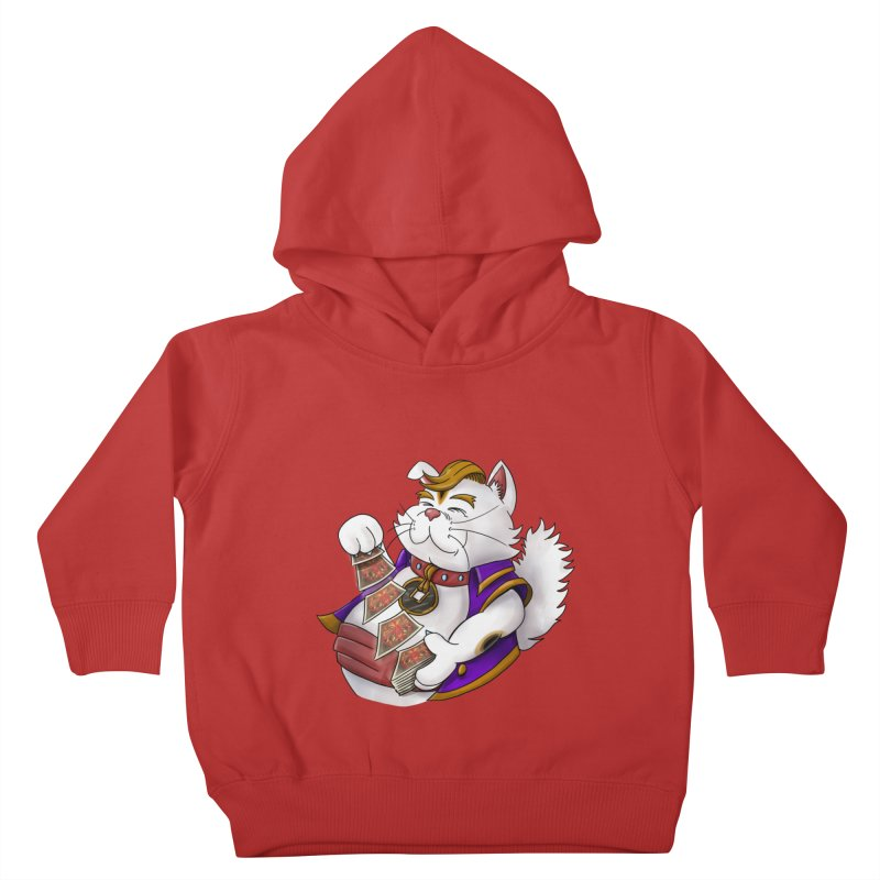 Helio from S2V2 Kids Toddler Pullover Hoody by The Spiffai Shop