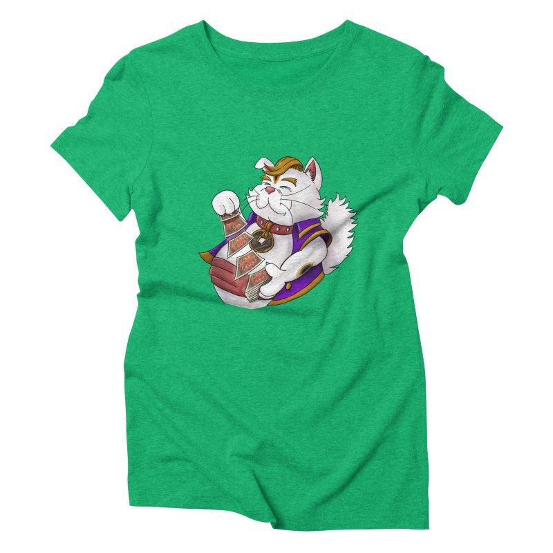 Helio from S2V2 Women's Triblend T-Shirt by The Spiffai Shop