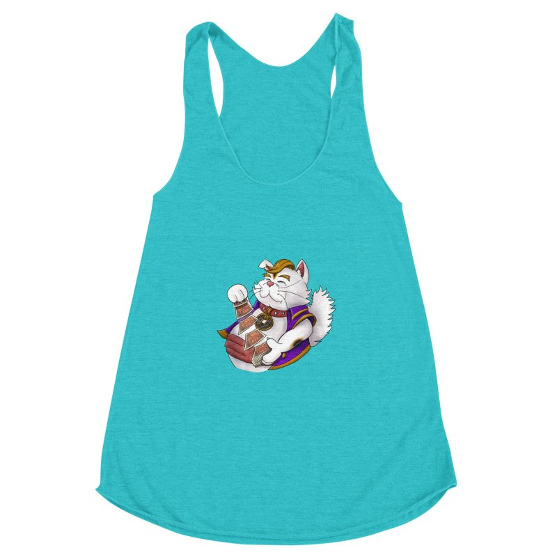 Helio from S2V2 Women's Racerback Triblend Tank by The Spiffai Shop