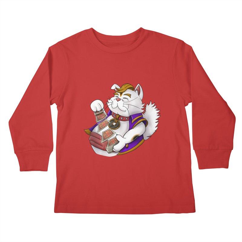 Helio from S2V2 Kids Longsleeve T-Shirt by The Spiffai Shop