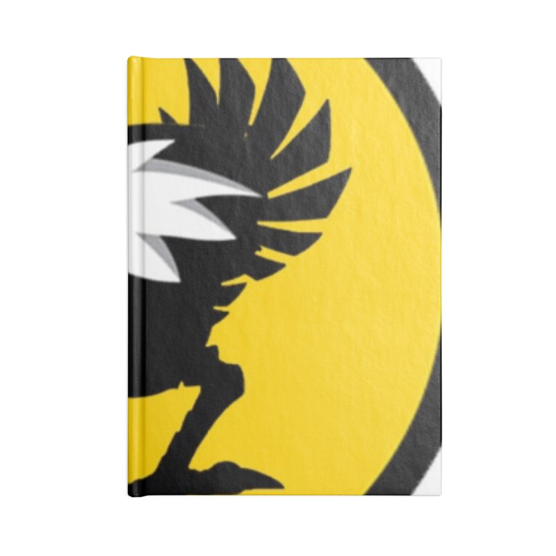Chocobo Wild Wings Accessories Notebook by Spinosaurus's Artist Shop