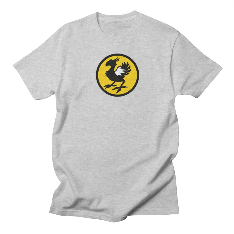 Chocobo Wild Wings Women's Unisex T-Shirt by Spinosaurus's Artist Shop