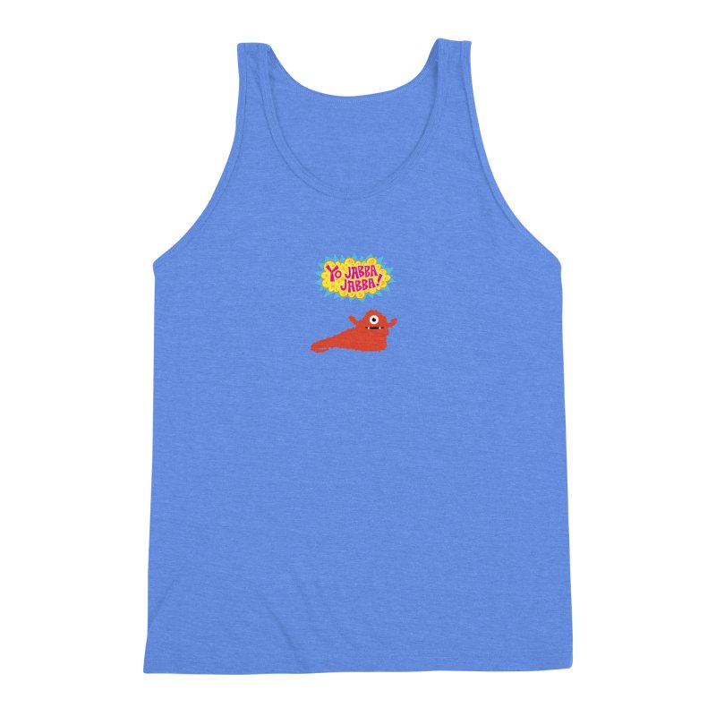 Yo Jabba Jabba! Men's Triblend Tank by Spinosaurus's Artist Shop