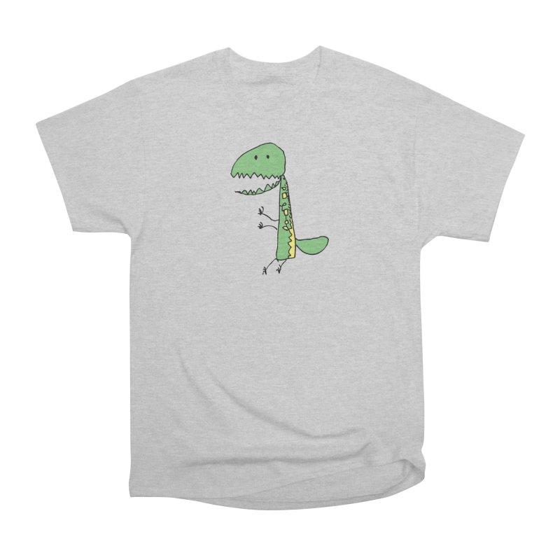 Chompasaurus Men's Heavyweight T-Shirt by Spinosaurus's Artist Shop