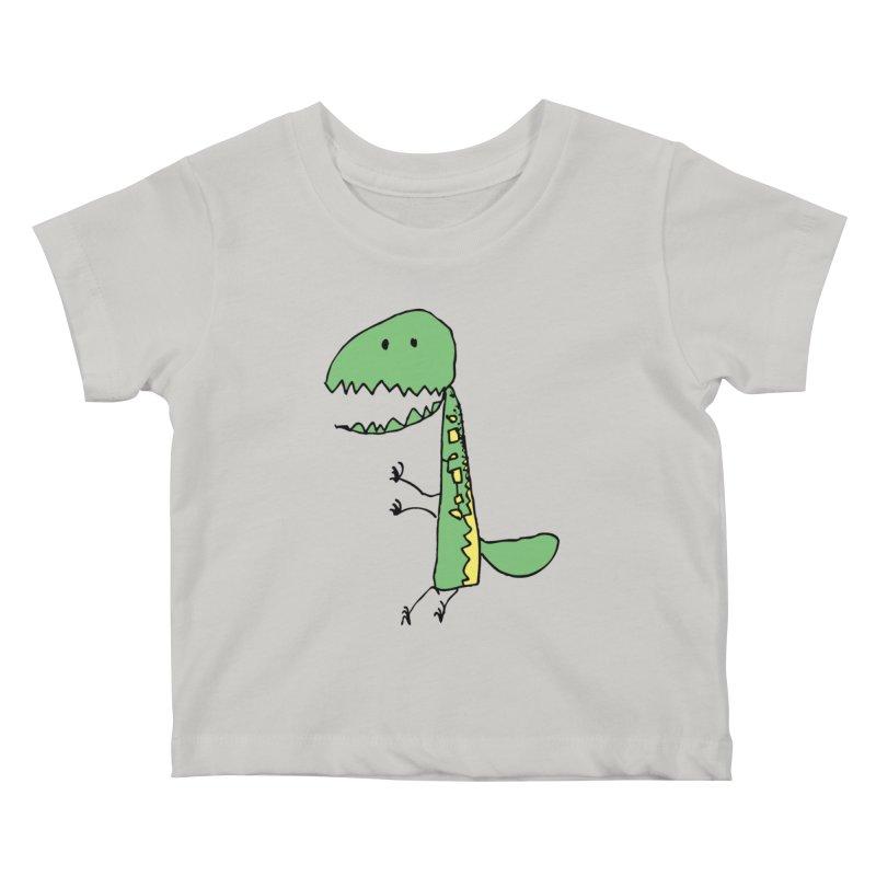 Chompasaurus Kids Baby T-Shirt by Spinosaurus's Artist Shop
