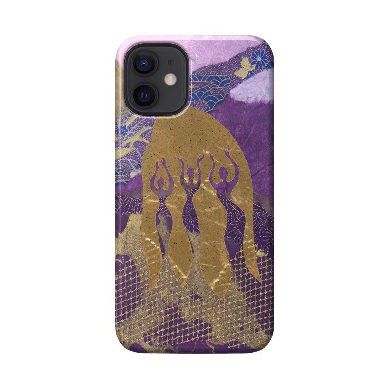Divine Three Accessories Phone Case by Spirit Works 4 U Artist Shop