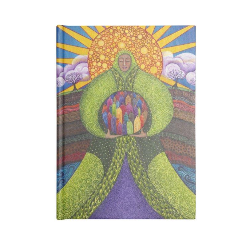 Earth Prayer: Benediction Accessories Notebook by Spirit Works 4 U Artist Shop