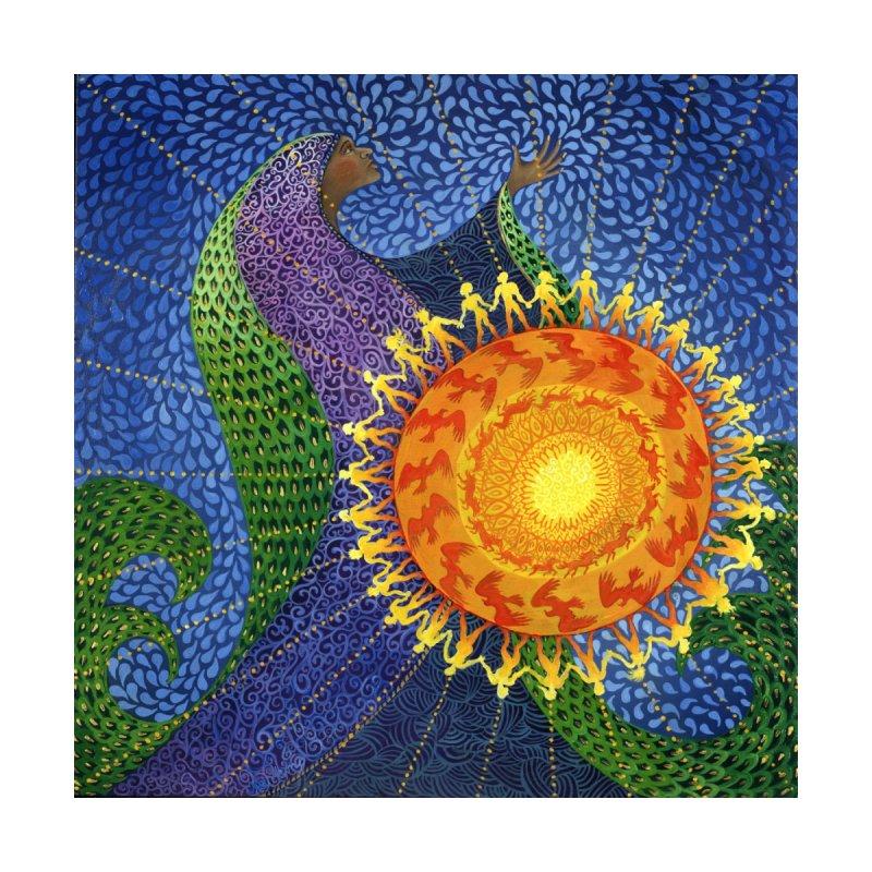 Earth Prayer: Radiance Accessories Bag by Spirit Works 4 U Artist Shop